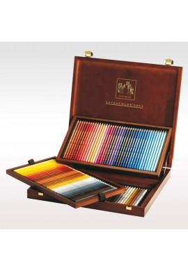 Supracolor lápiz acuarelable 120 caja madera