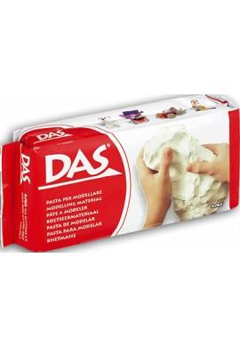 Pasta modelar secado al aire DAS. 1 Kg.