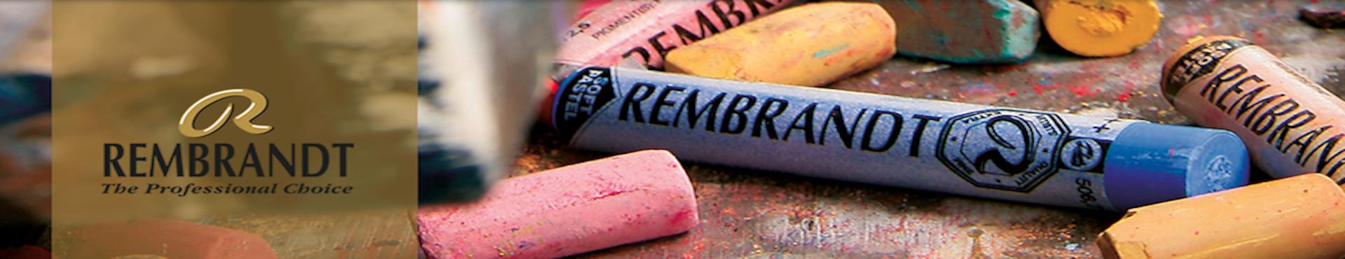 Cajas Pastel Rembrandt