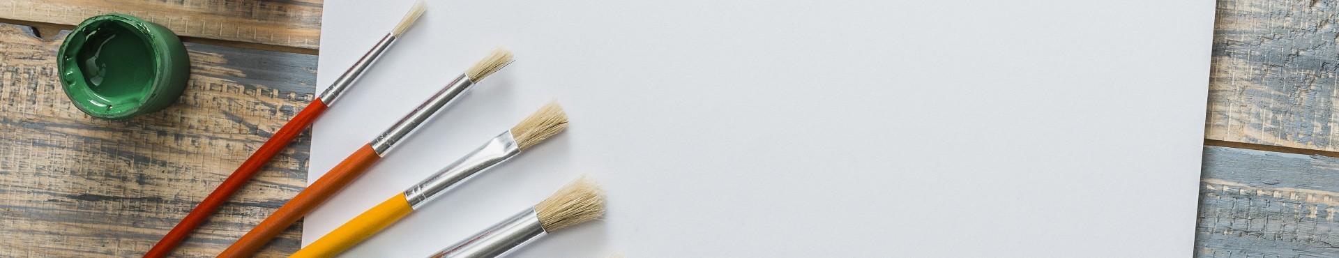 Pinceles de Oleo/Acrilico