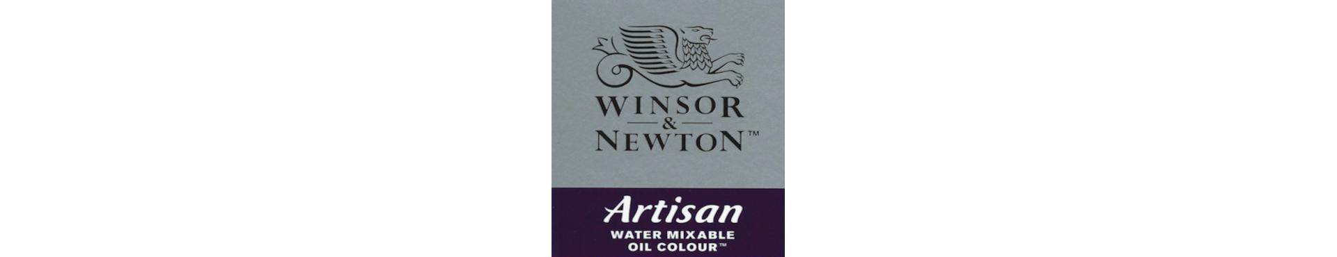 Óleos al agua Artisan Winsor