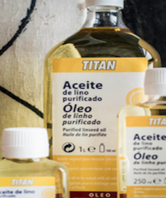 Aceite/Trementinas  de Titan