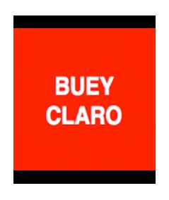 Buey Claro