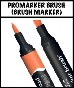 Cajas de Rotuladores Promarker Brush