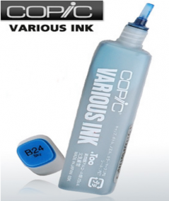 Tintas Copic