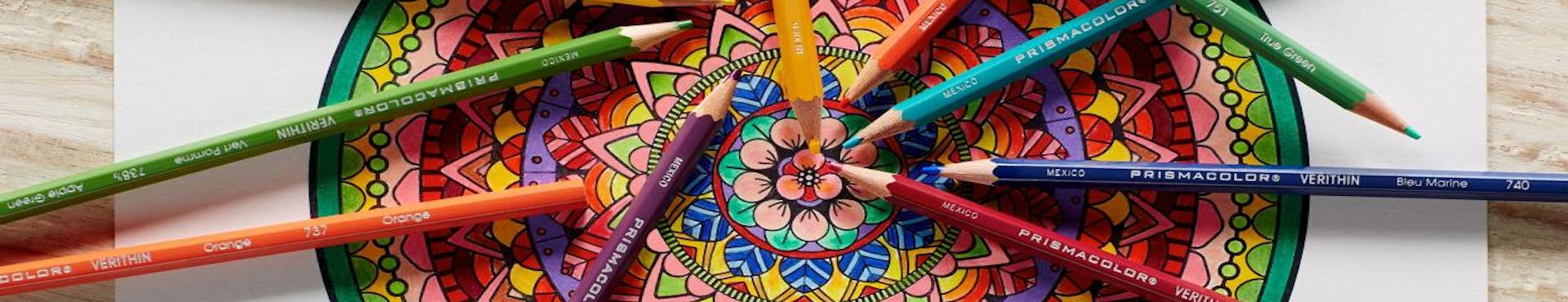 Cajas lápices Prismacolor