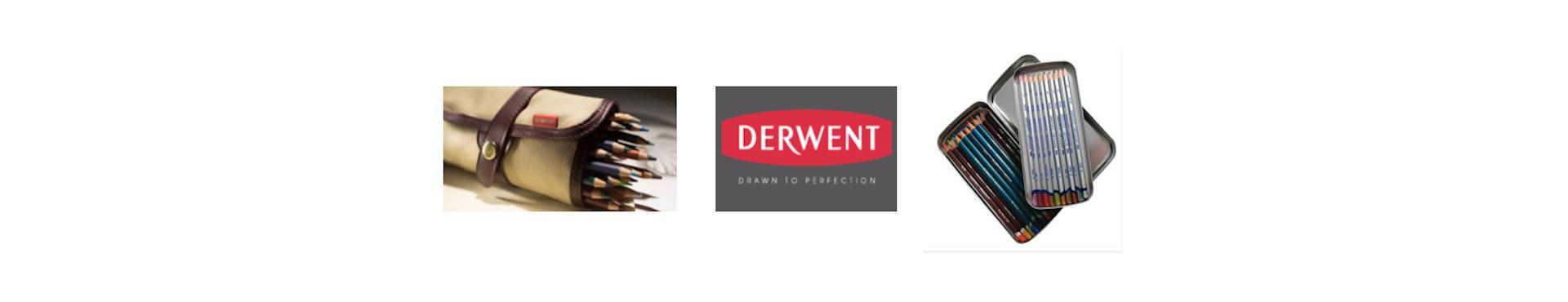 Cajas lápices de colores Derwent