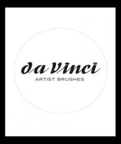 Pinceles Da Vinci