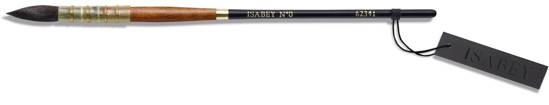 Pinceles para acuarela Isabey